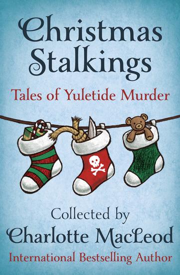 Christmas Stalkings - Tales of Yuletide Murder - cover