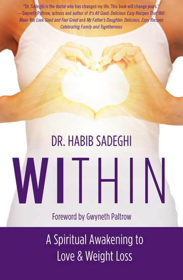 Within - A Spiritual Awakening to Love & Weight Loss - cover