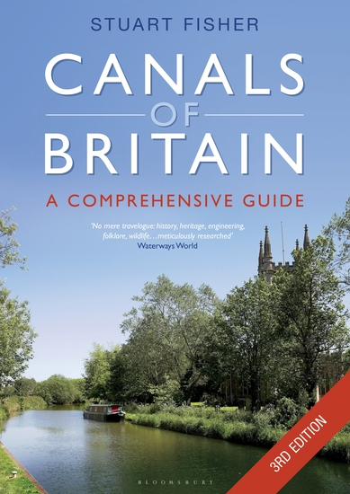The Canals of Britain - The Comprehensive Guide - cover
