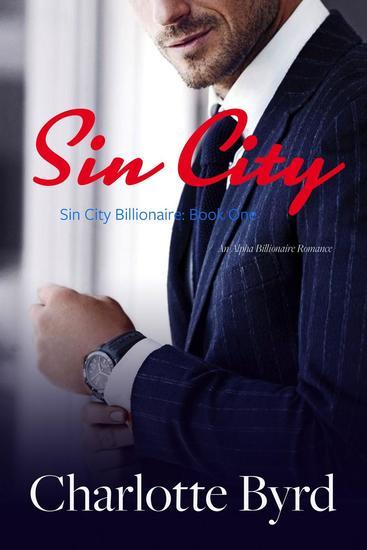 Sin City Billionaire - cover