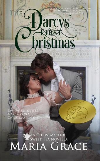 The Darcys' First Christmas - cover