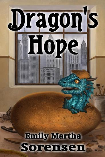 Dragon's Hope - Dragon Eggs #2 - cover