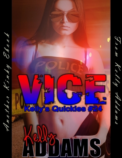 Vice - Kelly's Quickies #24 - cover