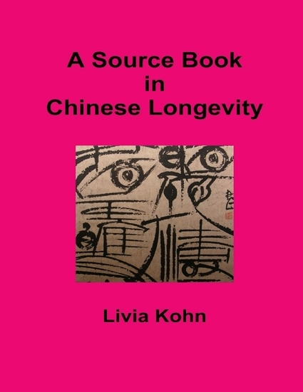 A Source Book In Chinese Longevity - cover
