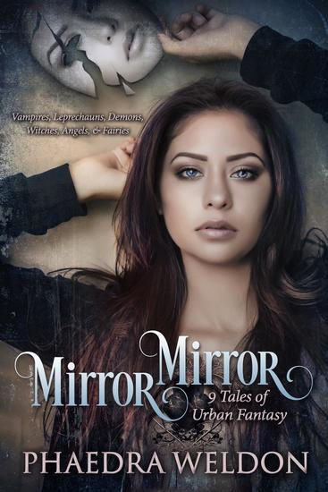 Mirror Mirror: An Urban Fantasy Anthology - cover