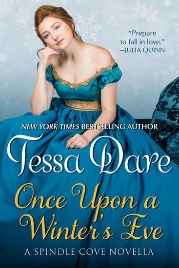 Once Upon a Winter's Eve - Spindle Cove - cover