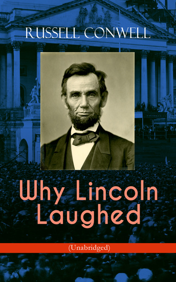 Why Lincoln Laughed (Unabridged) - cover