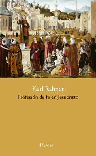 Profesión de fe en Jesucristo - cover