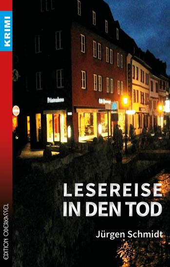 Lesereise in den Tod - cover