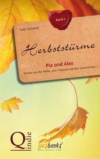 Herbststürme - Aus Träumen werden Geschichten - cover