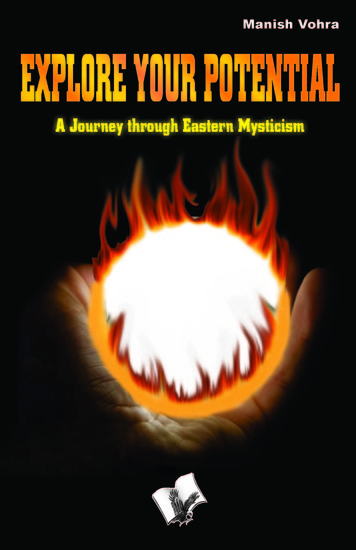 Explore your Potential - A journey through eastern mysticism - cover