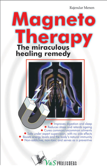 Magneto Therapy - The miraculous healing remedy - cover