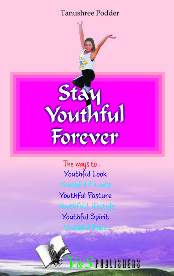 Stay youthful forever - cover