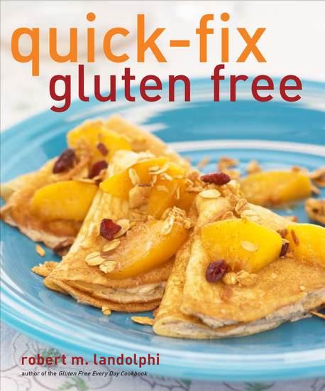 Quick-Fix Gluten Free - cover