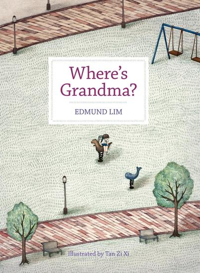 Where's Grandma? - cover