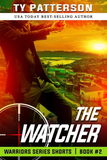 The Watcher - Warriors Series Shorts #2 - cover