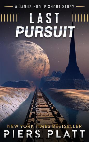 Last Pursuit - The Janus Group - cover