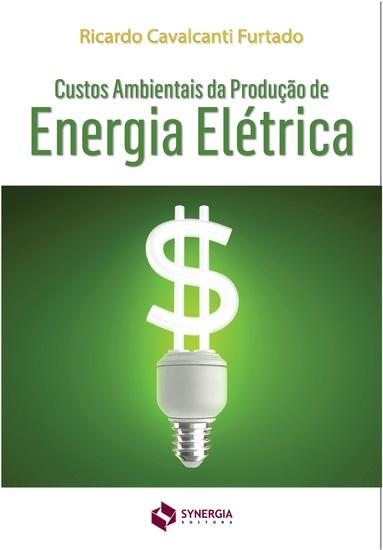 Custos ambientais da produção de energia elétrica - cover