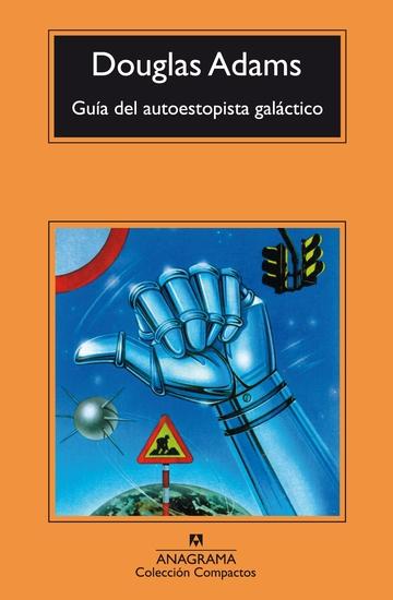 Guía del autoestopista galáctico - cover