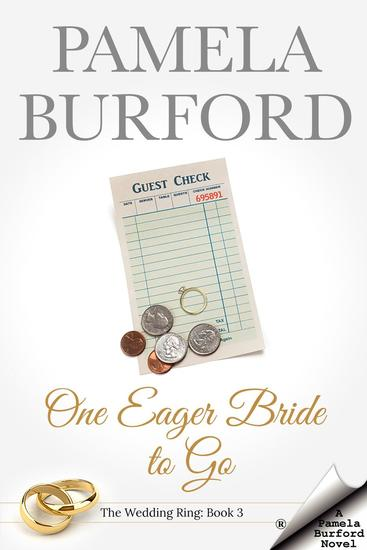 One Eager Bride to Go - The Wedding Ring Series #3 - cover