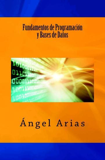 Fundamentos de Programación y Bases de Datos - cover