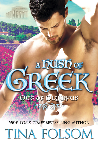 A Hush of Greek - cover