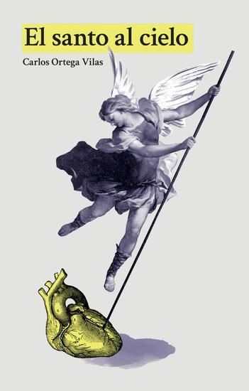 El santo al cielo - cover