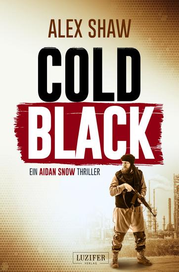 COLD BLACK - Thriller - cover