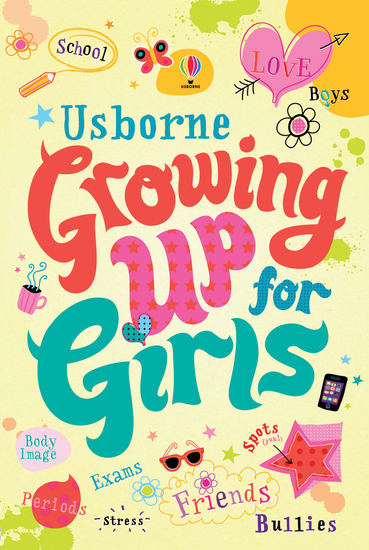 Growing Up for Girls - cover