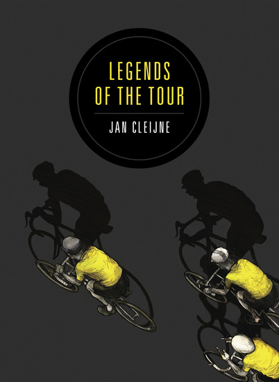 Legends of the Tour (Fixed Format) - cover