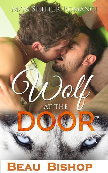 The Wolf at the Door - cover