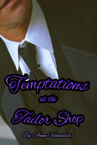 Temptations at the Tailor Shop - cover