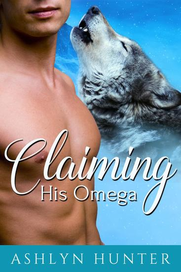 Claiming His Omega - cover