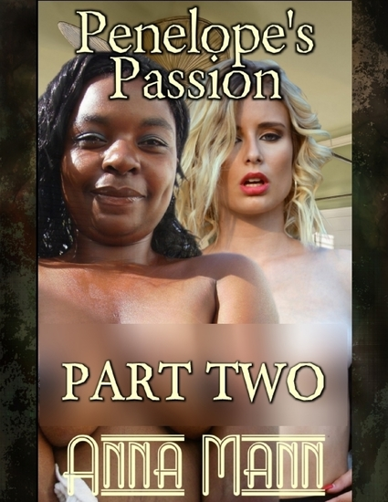Penelope's Passion - cover