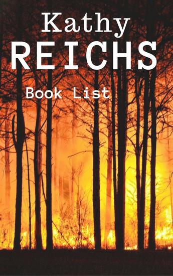 The Book List Kathy Reichs - The Book List #8 - cover