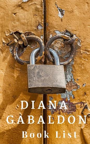 The Book List Diana Gabaldon - The Book List #3 - cover