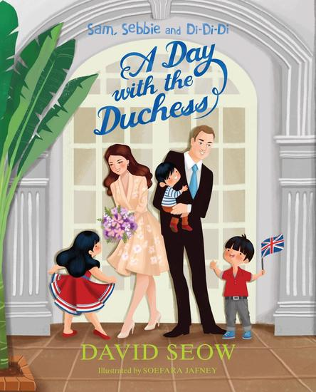 Sam Sebbie and Di-Di-Di: A Day with the Duchess - Sam Sebbie and Di-Di-Di #4 - cover