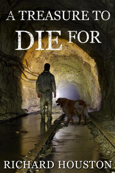 A Treasure to Die For - Books To Die For - cover