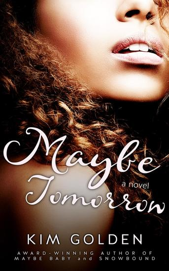 Maybe Tomorrow - Maybe #4 - cover