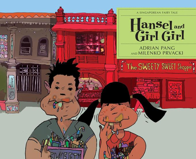Hansel and Girl Girl - cover