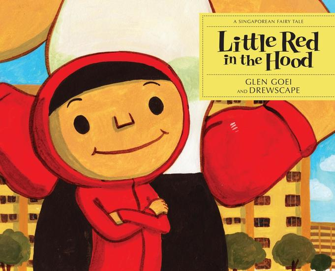 Little Red in the Hood - cover