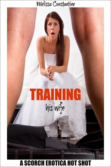 Training His Wife - cover