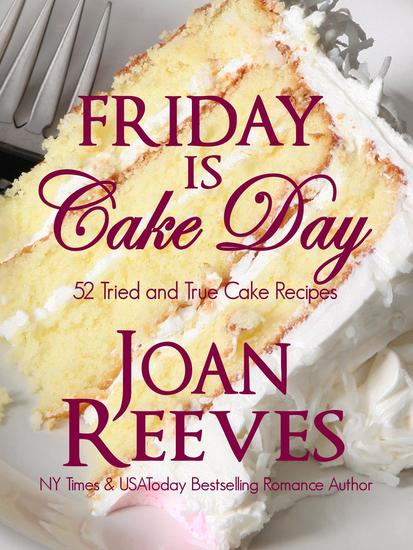 Friday Is Cake Day - cover