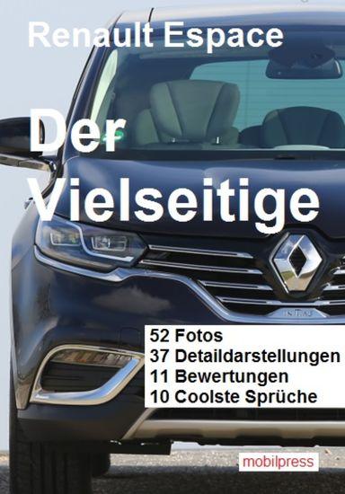 Renault Espace - Der Vielseitige - cover