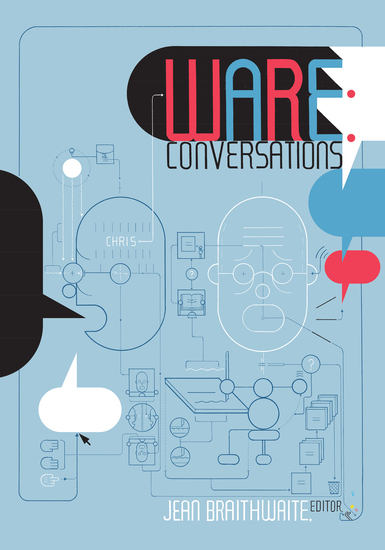 Chris Ware - Conversations - cover