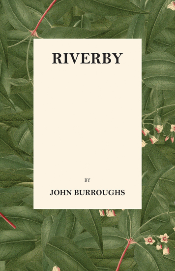 Riverby - cover