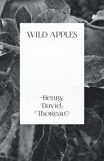 Wild Apples - cover