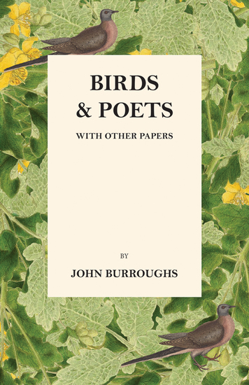 Birds And Poets - With Other Papers - cover