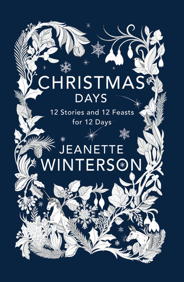 Christmas Days - 12 Stories and 12 Feasts for 12 Days - cover