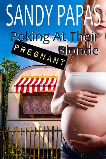 Poking At Their Pregnant Blonde - cover